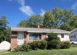 Bank Foreclosures in GWYNN OAK, MD