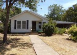 Bank Foreclosures in COLEMAN, TX